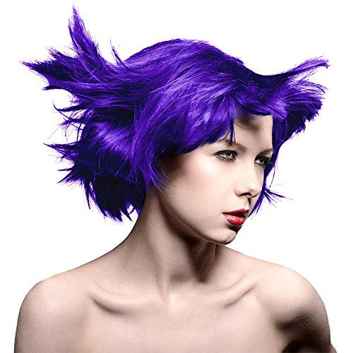 Ultra Violet Purple Manic Panic 4 Oz Hair Dye by MyPartyShirt