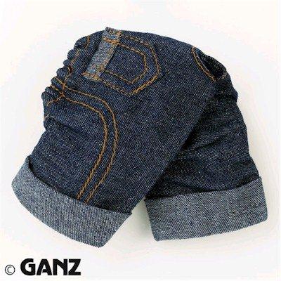 - Webkinz Clothing - CUFFED JEANS