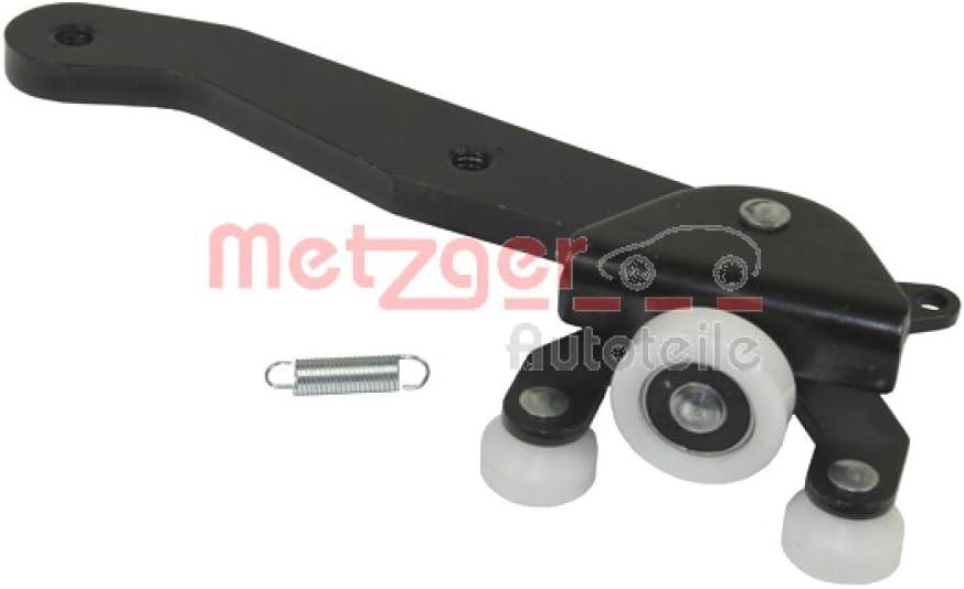 Metzger 2310027 Guía de rodillos, Puerta corredera: METZGER: Amazon.es: Coche y moto