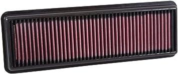 K/&N Filters 33-3042 Car Replacement Air Filter