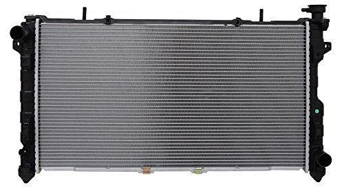 2005 town and country radiator - 9