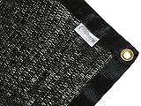 e.share 40% Black Shade Cloth Taped Edge with