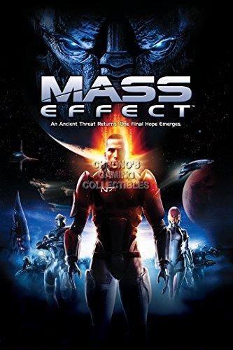 "Price comparison product image CGC Huge Poster - Mass Effect PS3 XBOX 360 PC - MAS046 (24"" x 36"" (61cm x 91.5cm))"