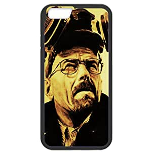 Breaking Bad iPhone6 Black Phone Case Gift Holiday Gifts Souvenir Halloween gift Christmas Gifts TIGER155370