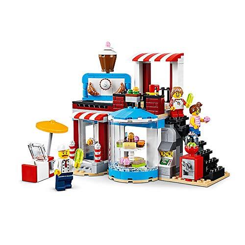 with LEGO Creator design