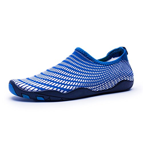 e0c3108c7c5d Water Shoes Mens Womens Beach Swim Shoes Quick-Dry Aqua Socks Pool Shoes  for Surf