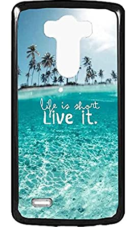 Amazoncom Customized Cell Case For Lg G4 Island