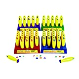 Colorations Stamping Sticks - 72 Pieces (Item # ALLSTICK)