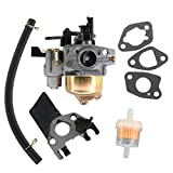 pressure washer fuel line - USPEEDA Carburetor for Homelite Pressure Washer UT80522D HL252300 UT80522B 80953A 179CC