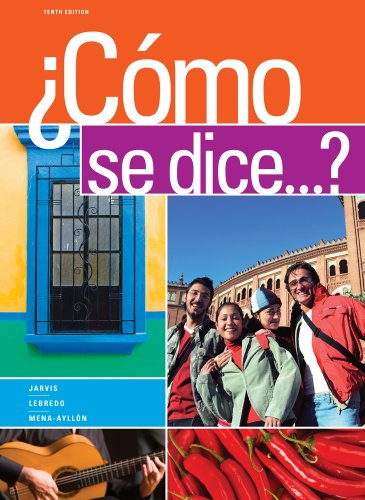 Bundle: Como se dice...?, 10th + Quia Printed Access Card + Premium Web Site Printed Access Card