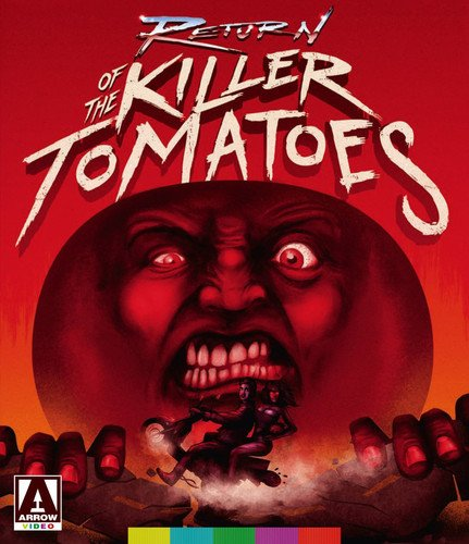 Return of the Killer Tomatoes (Special Edition) [Blu-ray] (Return Of The Killer Tomatoes Blu Ray)
