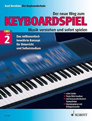 Der neue Weg zum Keyboardspiel, 6 Bde., Bd.2