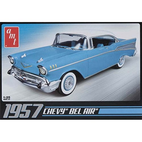 1/25 1957 Chevy Bel Air (57 Chevy Model Kit)