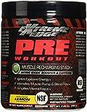 BlueBonnet Extreme Edge Pre Workout Powder, Savage Lemon, 0.66 Pound