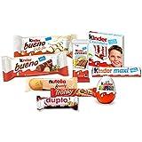 CALZA BEFANA Mix Dolcetti Bambino Mars Kinder Cereali Maxi Bounty Tronky Ferrero