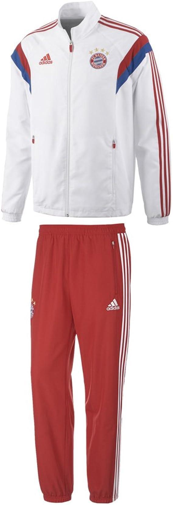 Adidas - Maglia da uomo dell'FC Bayern Monaco, 14/15