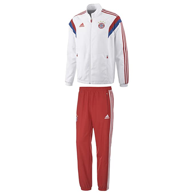 adidas FC Bayern München – Chándal 14/15, Color, Talla Large ...