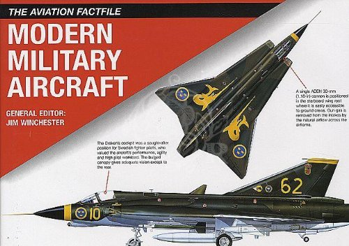 Modern Military Aircraft (Aviation Fact File)