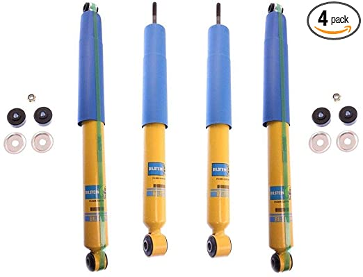 Bilstein 24-185172 Shock Absorber Direct Fit Front With 0 Inch Lift