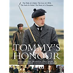 Tommy's Honour arrives on Digital HD June 30 and on DVD July 18 from Lionsgate
