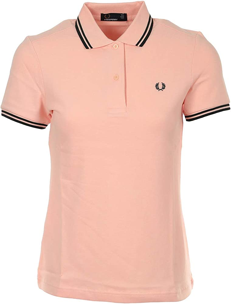 Fred Perry Twin Tipped Shirt Wns