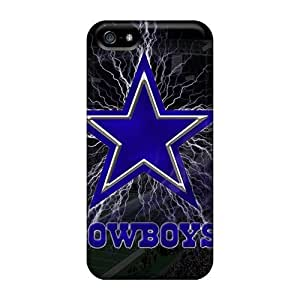 Iphone Covers Cases - Dallas Cowboys Protective Cases Compatibel With Iphone 5/5s