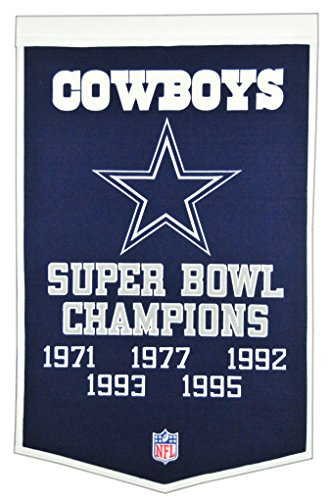 ynasty Banner (Dallas Cowboys Fan Banner)