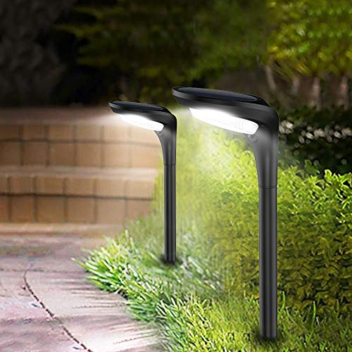 Led Solar Garden Path Lights in US - 4