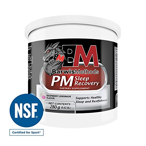 NSF Certified for Sport® PM - Sleep & Recovery Supplement (Raspberry Lemonade)