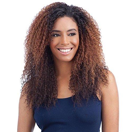 Half Cap Wigs - Freetress Equal Drawstring FullCap Wig MILAN GIRL (1B)