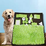 LOVEPET Pet Snuffle Mat Dog Smell Training Mat Stress Release Nosework Blanket Stress Relief Game Supplies Washable