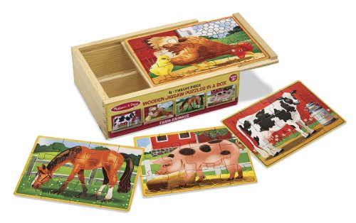 Review Melissa & Doug Farm