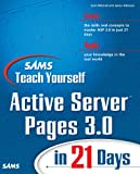 Active Server Pages 3.0, Scott Mitchell and James Atkinson, 0672318636