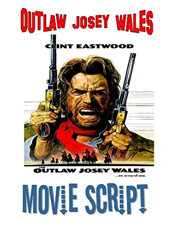 Amazon com: Clint Eastwood OUTLAW JOSEY WALES Western Movie