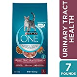 Purina ONE Urinary Tract Health Dry Cat Food, Urinary Tract Health Formula - 7 lb. Bag Larger Image