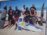 img - for THE RIDE - THE DAY: A gathering of the world's most renowned big wave surfers at Peahi Maui on one big day ... Dvd film starring: Laird Hamilton, Dave Kalama, Peter Mel, Ross Clarke-Jones, Darrick Doerner, and Tom Carroll. Case autographed by Laird. book / textbook / text book