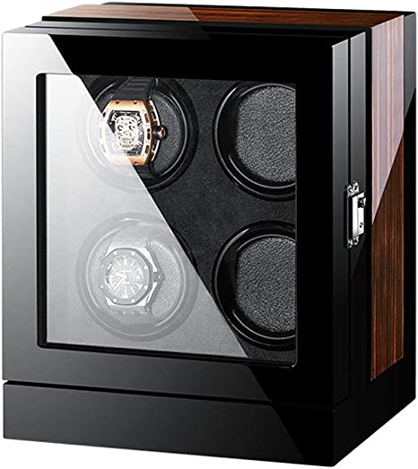 Audivik Caja Relojes Automaticos 4,Automatic Watch Winder 4 ...