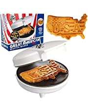 Mini Novelty Waffle Maker