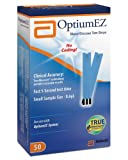 Medline Optium EZ Test Strips - Pack of 600