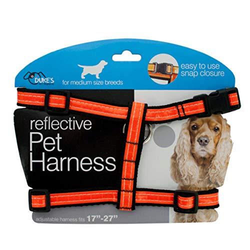 Medium Reflective Dog Harness - 4/Pack (8 Pack)