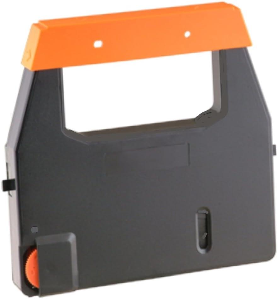 Farbband Schreibmaschine-Farbbandfabrik Original f/ür die Adler-Royal Gabriele 110- C-Film