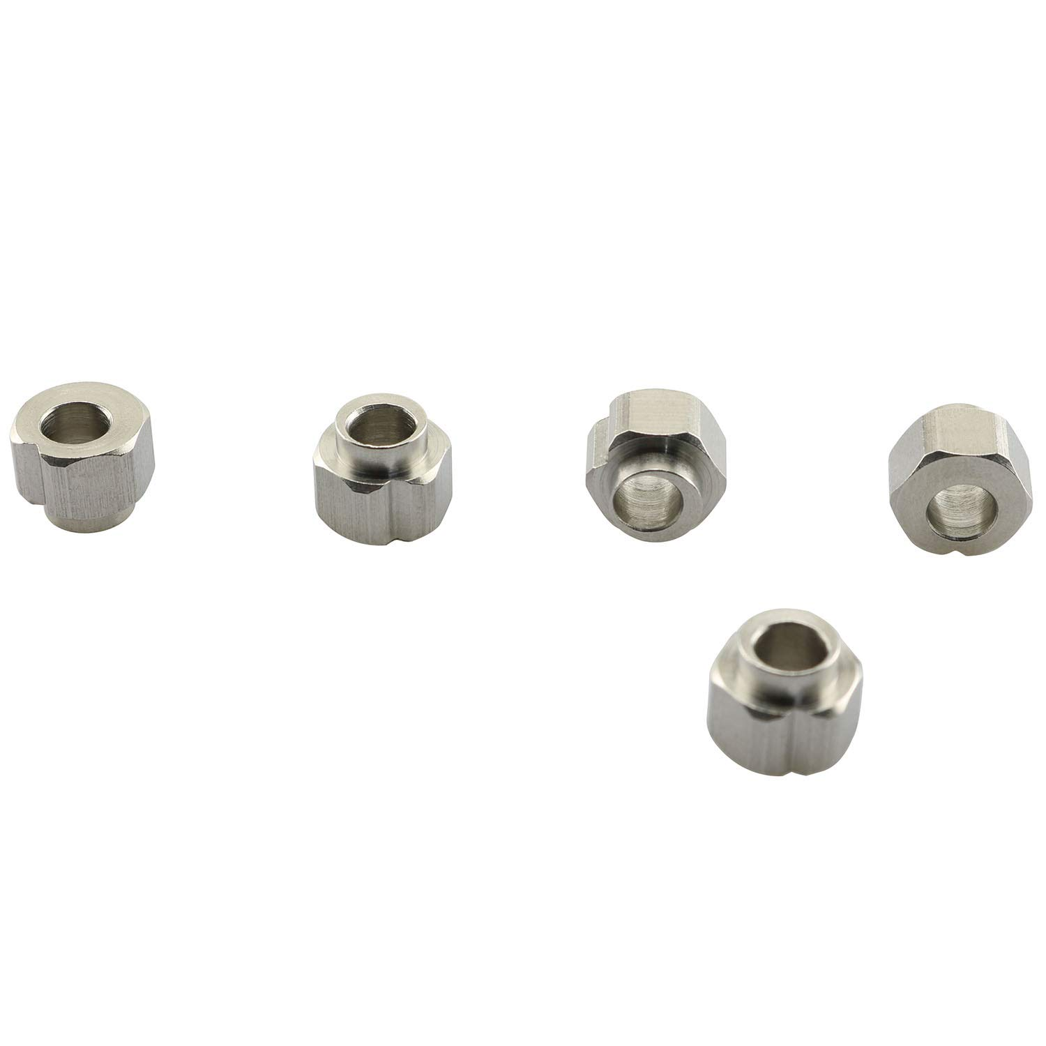 20 X Cotter Pin Spacers for PCB 4,8mm