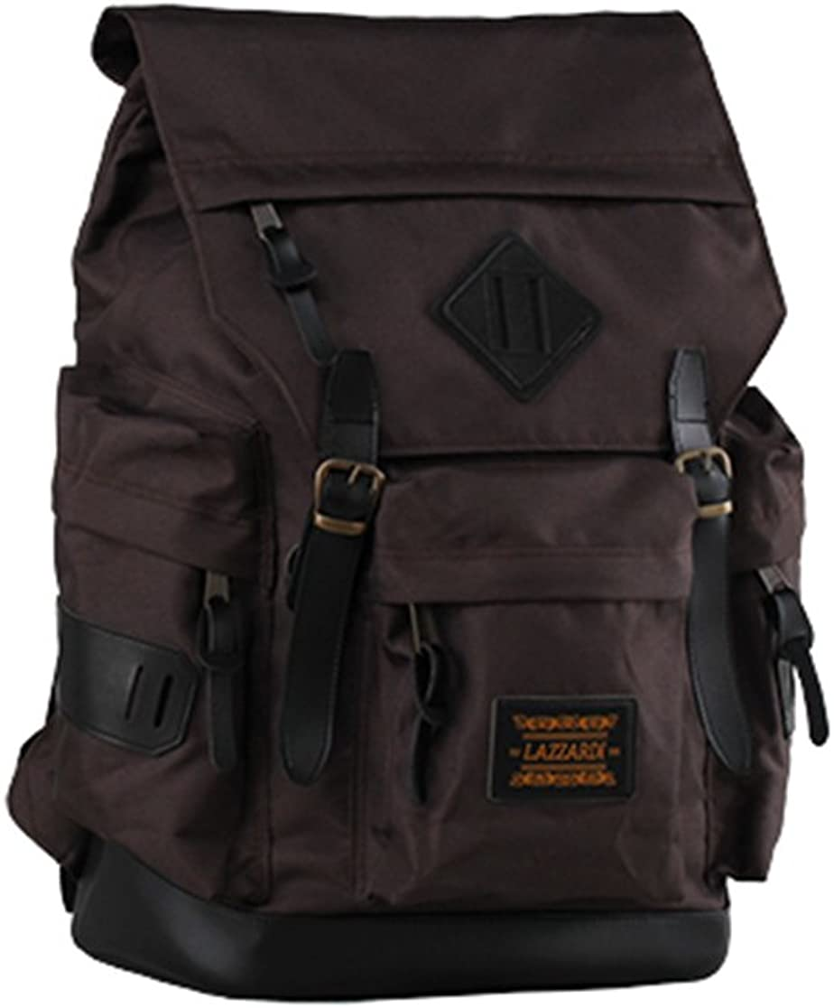 Lazzardi Spectre Backpack Brown