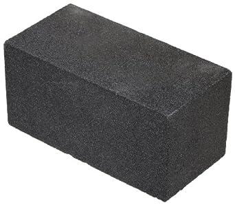 Norton C80 R Crystolon Plain Floor Rubbing Brick With