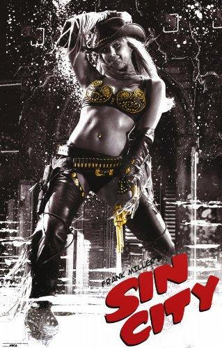 Sin City Poster Movie K 11x17 Jessica Alba Devon Aoki Maria Bello Alexis - Alba Jessica Style