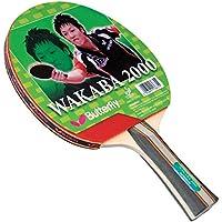 Butterfly Wakaba - Raqueta de Tenis de Mesa - 3 Modelos Ping Pong - ITTF Aprobado Ping Pong Paddle - Ping Pong Racket Attacks con Gran Velocidad y Giro