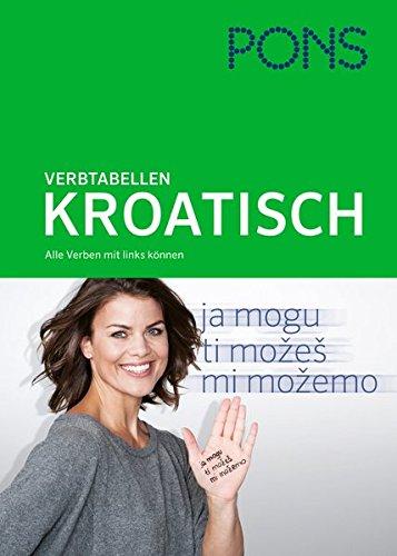 PONS Verbtabellen Kroatisch: Alle Verben mit links können