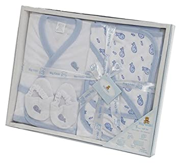 Amazon.com   Big Oshi 5 Piece Terry Layette Gift Set 470e55bb0