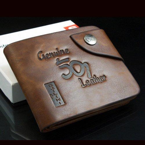 d3bee CARTERA MONEDERO BILLETERA DE PIEL PARA HOMBRE: Amazon.es: Zapatos y complementos