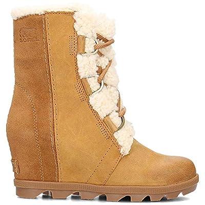 Sorel Women's Joan Wedge Shearling Boots